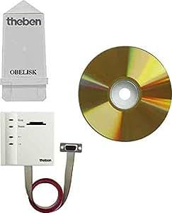 Theben 9070305 Obelisk ProgRAMmierset KNX Kit de programmation