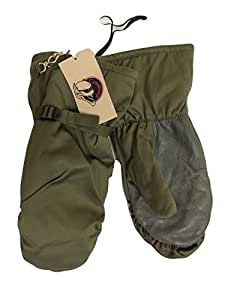 German Army Issue Goretex, Faux Fur Liner Over Mitt (Medium)