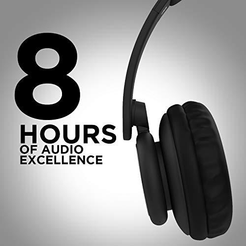 boAt Rockerz 450 Wireless Bluetooth Headphone (Luscious Black) Image 8