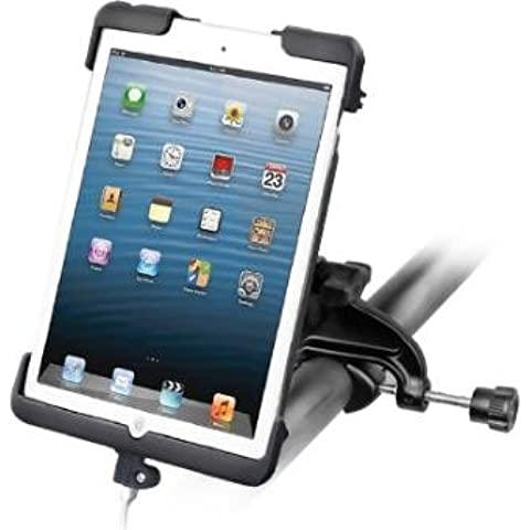 SUPPORTO A MORSETTA YOKE MOUNTING RAM-MOUNT RAM-B-121-TAB11U PER POTER FISSARE QUALSIASI TABLET PC o Apple mini iPad con cover
