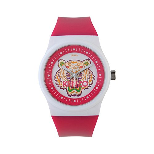 kenzo-tiger-head-unisex-red-watch-9600102