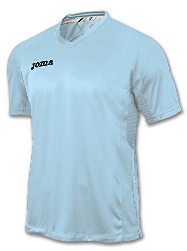 Joma T-Shirt Triple M/C Sky, Taglia: S