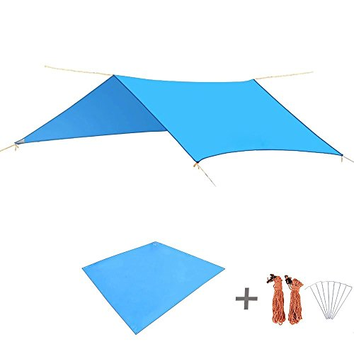 Triwonder Impermeable Rain Fly Hamaca Camping...
