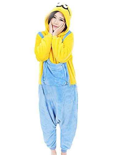 Erwachsenen Monsters Inc Kostüme (Superflausch Onesies Kigurumi Pyjama - Motivauswahl:)
