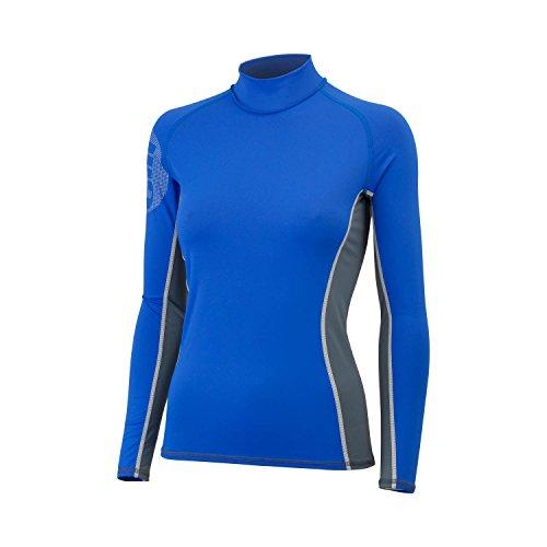 Pro Rash Vest L de Gill femmes / S Bleu