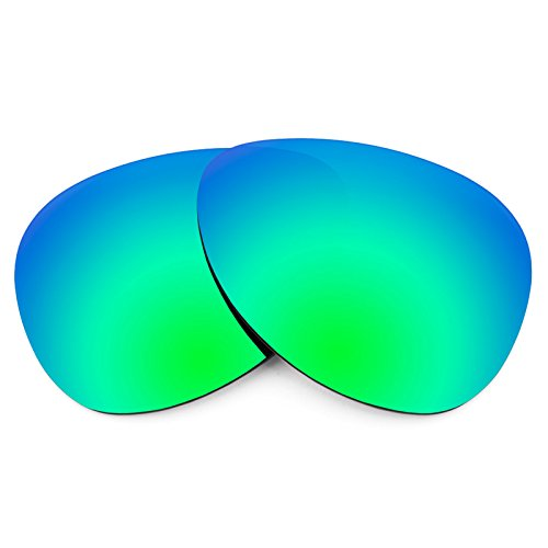 Revant Ersatzlinsen für Maui Jim Wiki Wiki MJ246 Emerald Grün MirrorShield®