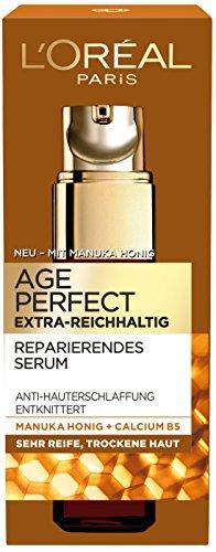 L'Oréal Paris Age Perfect Extra-Reichhaltig Manuka Serum, 1er Pack (1 x 30 ml)