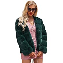 6d1c680f7c4 POLP Abrigos mujer Abrigos de Invierno para Mujer Invierno Abrigo Casual  Chaqueta de Lana Capa Jacket