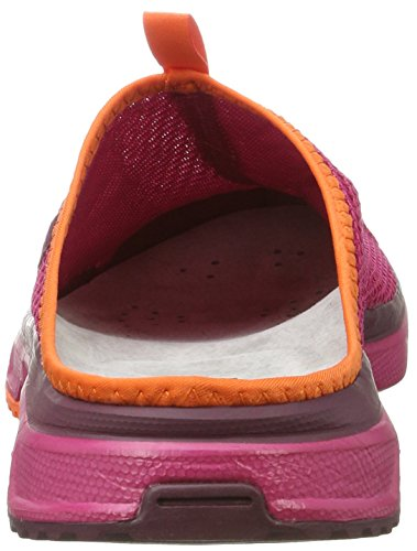 Salomon Rx Slide 3.0, Chaussures de Trail Femme Rouge (Sangria/Fig/Flame)