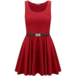 Swagg Fashions Women's Skater Dress