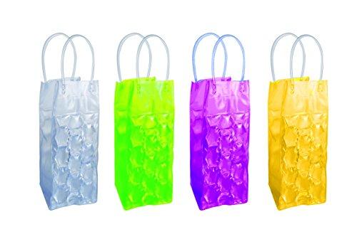 Pusher cooler bag borsa refrigerante, tessuto, multicolore,