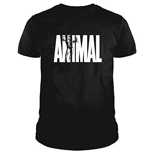 Zoom IMG-2 pf0001u maglietta animal palestra sport