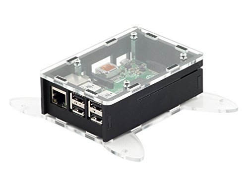 Vesa Raspberry Mount Pi (Vesa-Pi+–Raspberry Pi B+/2/3Vesa-Gehäuse)