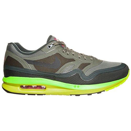 Nike Air Max Lunar 1 Green Mens Trainers - iron green black seaweed volt 300
