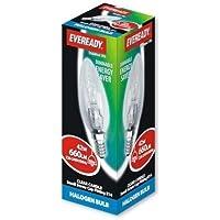 Energizer Lighting EVES5421 Energy Saving Lightbulbs, Set of 10