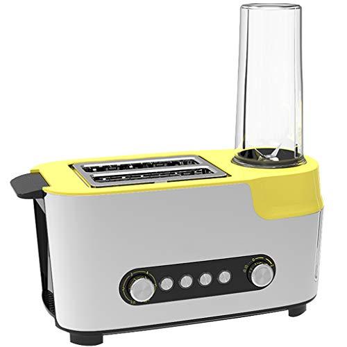 Il tostapane a 2 fette ha un aspetto elegante e moderno progettato per adattarsi a qualsiasi cucina e il controllo della doratura variabile è ideale per selezionare la fase di doratura che preferisci essere il tuo toast, da toast chiaro a toast marro...