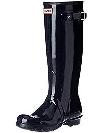 Hunters Original Tall Gloss WFT1000, Botas altas Mujer