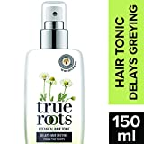 Best Hair Products - True Roots Botanical Hair Tonic to Delay Hair Review