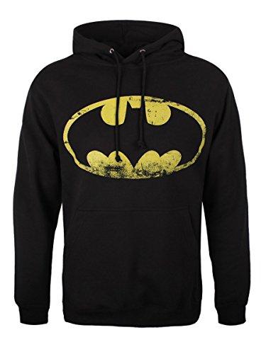 Batman - Logo (Pullover Hoodie) - ADULT (Large)