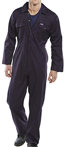 B-Click Workwear - Tuta da lavoro - Uomo Blu blu navy