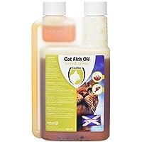 Holland Animal Care Nahrungsergänzung Fischöl Lachs, 1er Pack (1 x 250 ml)