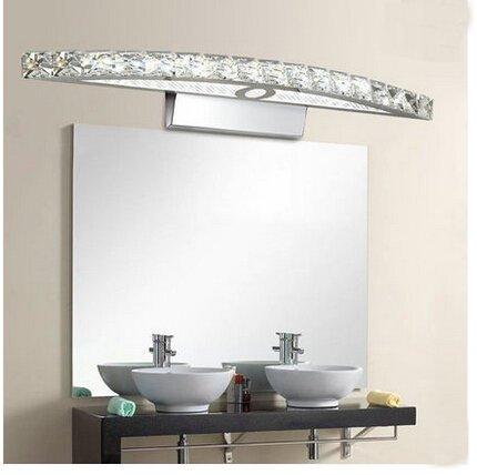 SJMM 15W LED K9 crystal mirror Light 540MM lamps cool