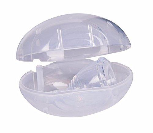 BerryKing EcoCareDay Menstruationstasse Menstruationskappe Alternative zu Tampons und Binden - Deutsche Marke - schadstofffreies medizinisches Silikon - mehrfachverwendbar mit Aufbewahrungsbox (S)