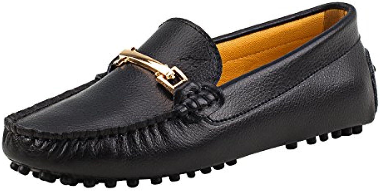 Shenduo Scarpe Donna - Mocassini Donna di di di Pelle Liscia, Loafers Scarpe Casual D7067 | Design lussureggiante  064061