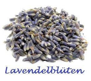 100 g Lavendelblüten Lavendel aus der Provence Ernte 2013 Toller Duft ! -