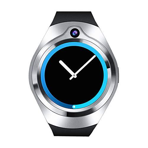 Intelligente Uhr, Bluetooth Smartwatch, Aktivitätstracker - S216 GSM 1G+16G Quad Core Android 5.1 Smart Watch with 5.0 MP Camera Use WiFi - Männer, Frauen, Kinder by huichang