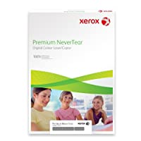 Xerox Premium NeverTear 003R98092 Waterproof Paper A4 195 µm Approximately 258 g/m² 100 Sheets White