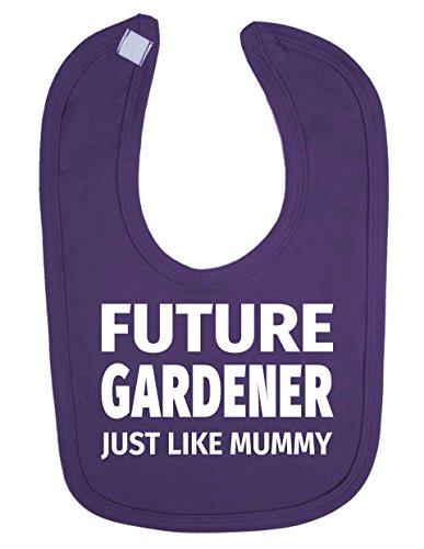 Future Gardener comme momie mignon nouveau-né bébé Bavoir Bébé