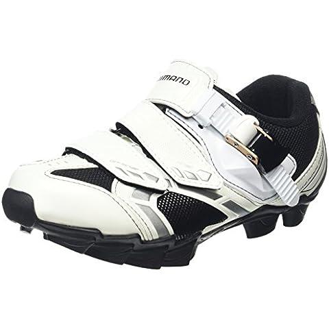 Zapatillas Shimano SH-WM63W blanco/negro para mujer Talla 37 2015