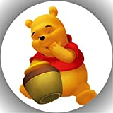 Fondant Tortenaufleger Tortenbild Geburtstag Winnie Pooh P9