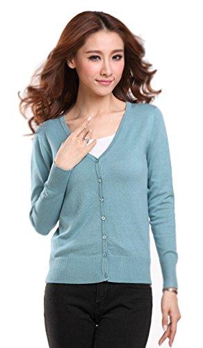 mooncolour Strickweste für Damen Type XA