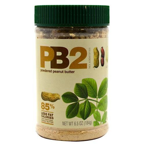 PB2, Original Powdered Peanut Butter, 6.5oz Jar (Pack of 3)