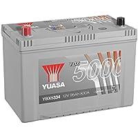 YUASA - BATTERIE YUASA YBX5334 SILVER 12V 95Ah 830A