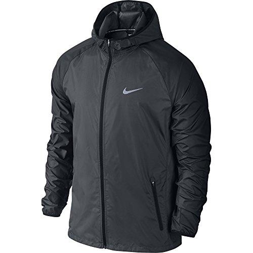 Nike - Giacca Sportiva Per Uomo, Colore Grigio, Taglia M