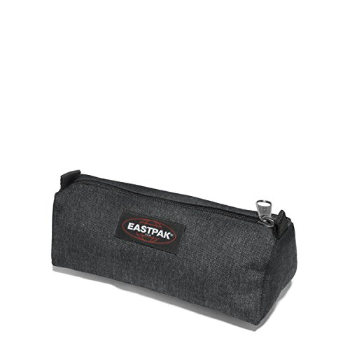 Eastpak Benchmark 6 Rep - Astuccio, 20 cm, colore: Black Denim