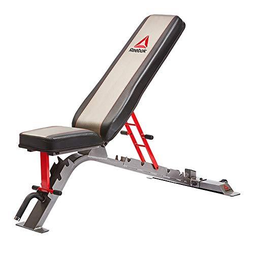 Sit-up board Panca con manubri Attrezzo Multifunzionale per Fitness Pressa per Allenamento Professionale in Acciaio Inossidabile per Palestra