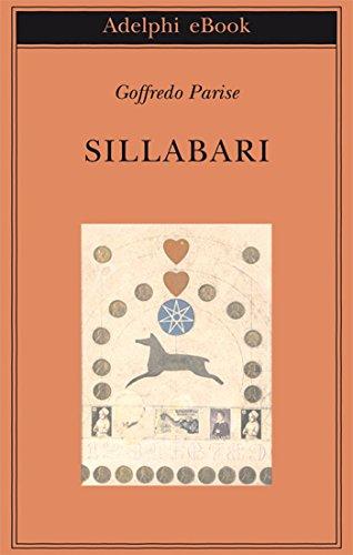 Sillabari (Gli Adelphi)