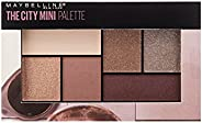 Maybelline New York City Mini Palette Eye Shadows, Brunch Neutrals, 6.1g