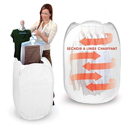 sèche-linge électrique mobile