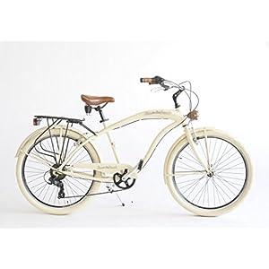 415 Z 5UC2L. SS300  - Via Veneto Men's Cruiser Bicycle Made in Italy