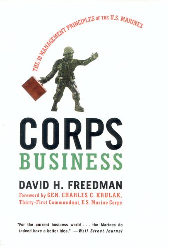 Corps Business por David H Freedman