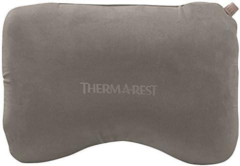 Therm-a Air Head aufblasbares Kissen, grau, 44cm x 30cm x 10cm