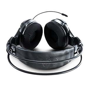 Generic Kids Gear Wired Headphones Black