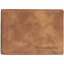 Quiksilver Slim Vintage Wallets, Hombre, Warm Sand, L