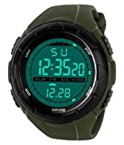 Fashion Stylish Sports 99 Silicon Digital Men's Watch
