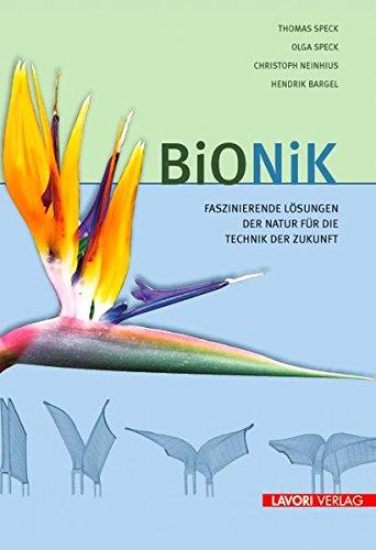 Bionik: Faszinierende Lösungen der Natur für die Technik der Zukunft